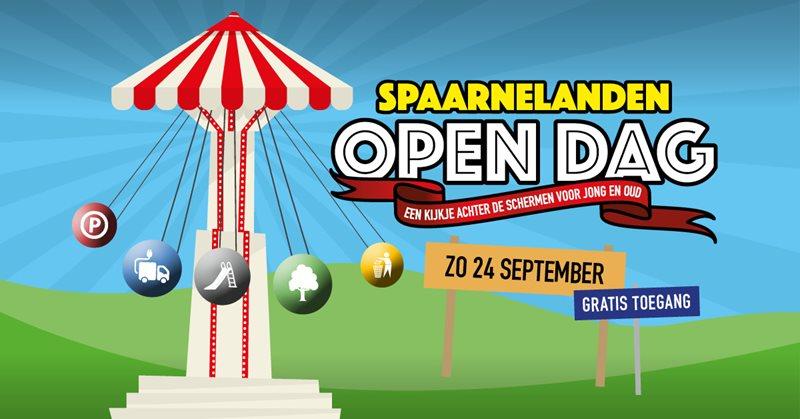 Open dag Spaarnelanden zondag 24 september