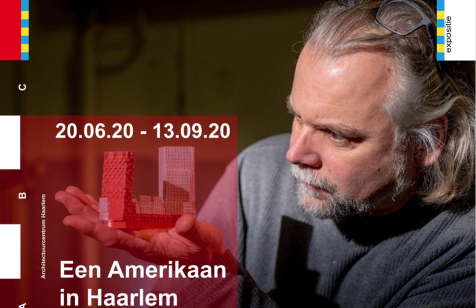 Amerikaan In Haarlem